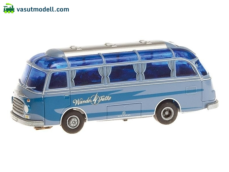 faller 161613 car system j rm setra aut busz s 6. Black Bedroom Furniture Sets. Home Design Ideas