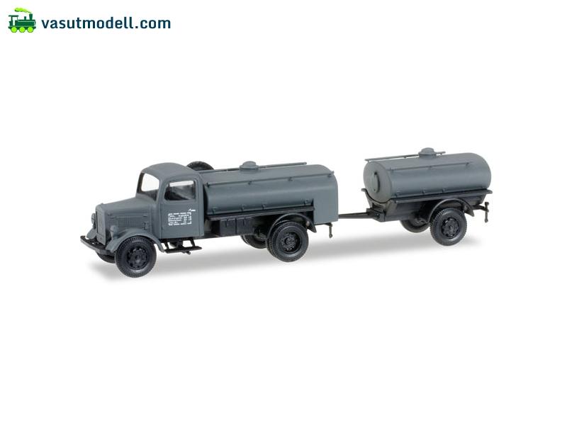 Herpa 745321 mercedes benz l 3000 tank h ngerzug for Mercedes benz under 3000